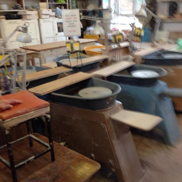 Frome Community Pottery is coming
